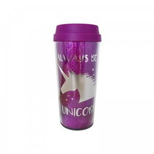 Kubek termiczny 450 ml always be a unicorn