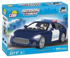 Action Town Patrol Policyjny