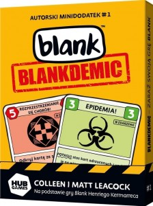 Blank: Blankdemic REBEL