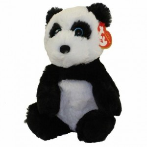 Attic Treasures Fluffy - Panda 15cm