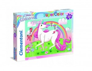 Puzzle 104 Brilliant I believe in unicorns