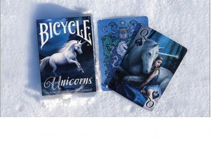 Bicycle Anne Stokes Unicorns BICYCLE