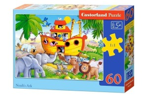 Puzzle 60 Arka Noego CASTOR
