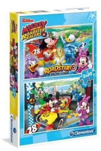 Puzzle 2x20 Mickey and the Roadster Racers