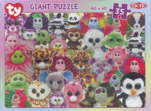 Puzzle Ty Beanie Boo's Giant