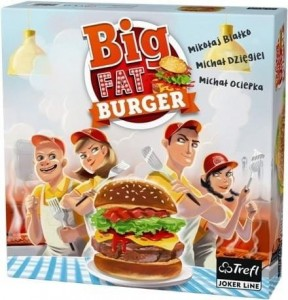 Big Fat Burger TREFL