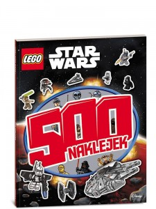 Star Wars 500 naklejek / LBS301