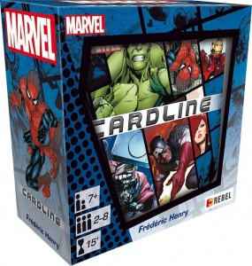 Cardline: Marvel REBEL