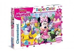 Puzzle 104 Minnie Happy Helpers 2