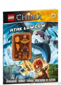 LEGO Legends of Chima Atak Łowców / LEA202