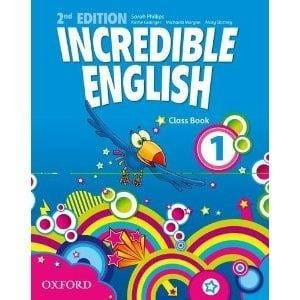 Incredible English  2E 1 CB OXFORD