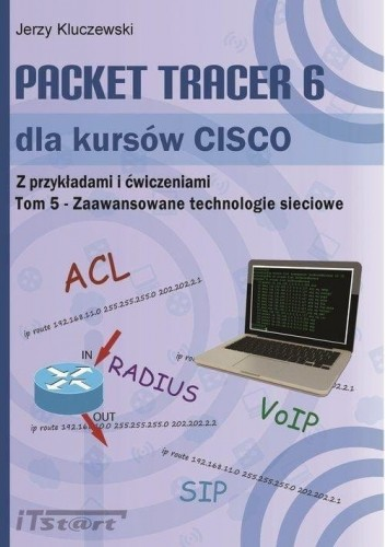 Packet Tracer 6 dla kursów CISCO T.5